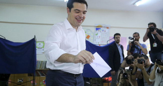 Yunanistan'daki referandumu Avrupa basını böyle gördü