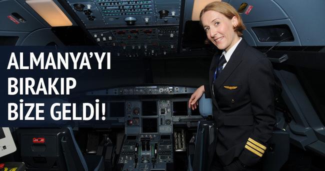 Alman pilotlar THY'de çalışmak istiyor!