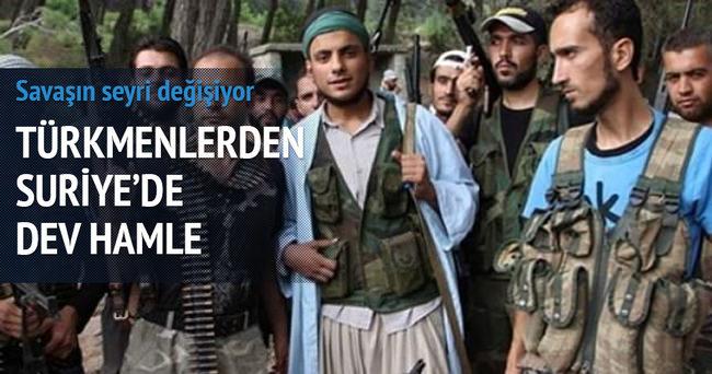 Türkmenler tek çatı altında birleşiyorlar