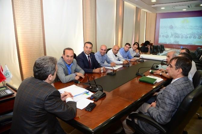 Adnan Menderes Bulvarı'na Yeni Çehre