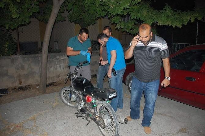 Motosiklet Hırsızı Olduğu İddia Edilen Şahıs Yakalandı