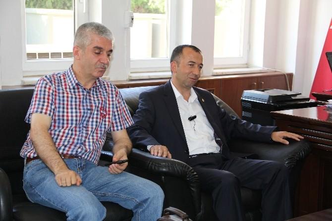 AFAD-sen Genel Başkanı Çelik'ten Elazığ'a Ziyaret