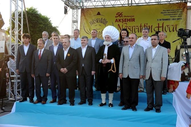 Anadolu, Maneviyat Yıldızlarıyla Şereflendi