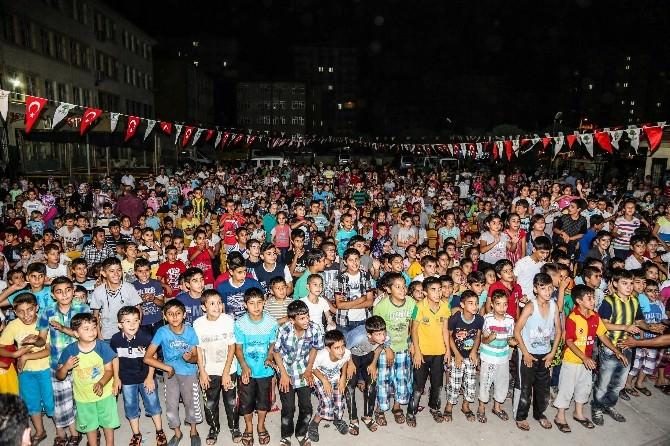 Aktopraklı Çocukların İlk Ramazan Etkinliği