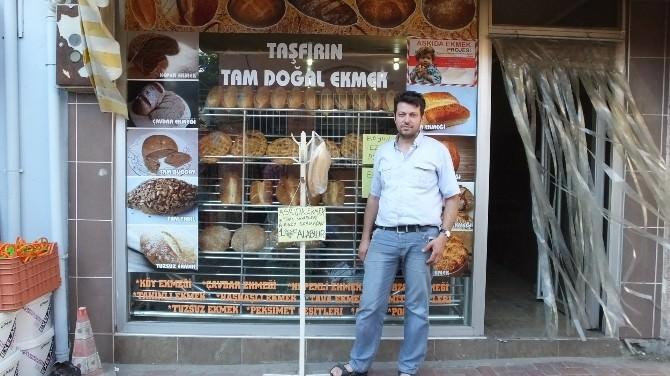 Ramazan'da Ekmek Askısı Boş Kalmadı