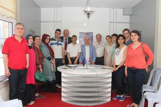 Timef'ten Anadolu Medyasına Onlıne Uzmanlık Eğitimi