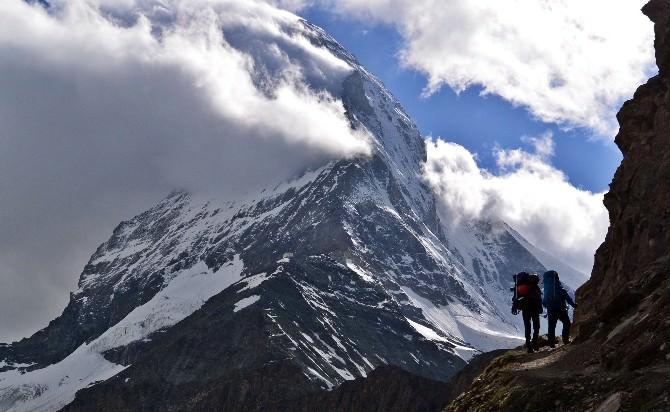 Matterhorn Dağı'na Tırmanacak İlk Türk Kadın Dağcı Olacaktı