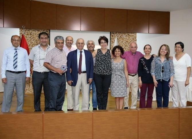 Prof. Dr. Nejat Erk Emekli Oldu