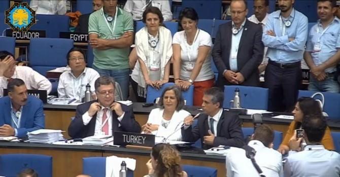 Eşbaşkanlardan UNESCO'nun Kararı İle İlgili Açıklama