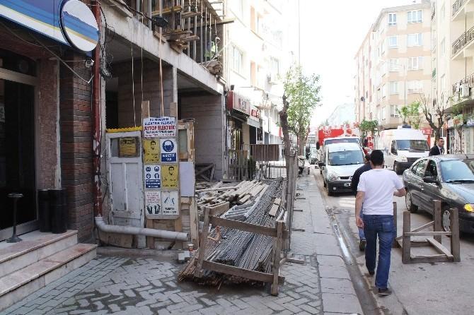 Büyükşehir'den 207 İnşaata Denetim