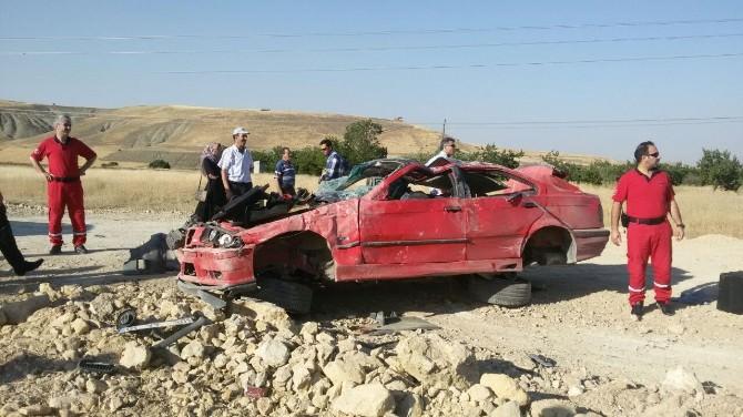 Elazığ'da İki Ayrı Kazada 5 Kişi Yaralandı