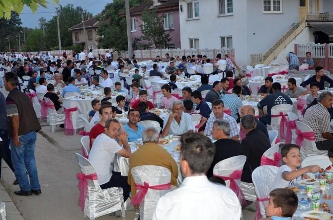 Erenler Çaykışla'da Ramazan Buluşması