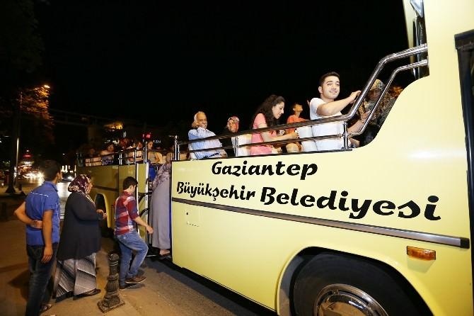 Büyükşehir'den Turizm İçin Bir Hamle Daha
