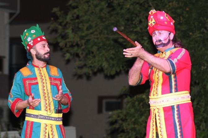 Gaziemir'de Geleneksel Eğlence