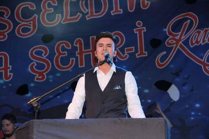 İskenderun'da Mustafa Ceceli Rüzgarı