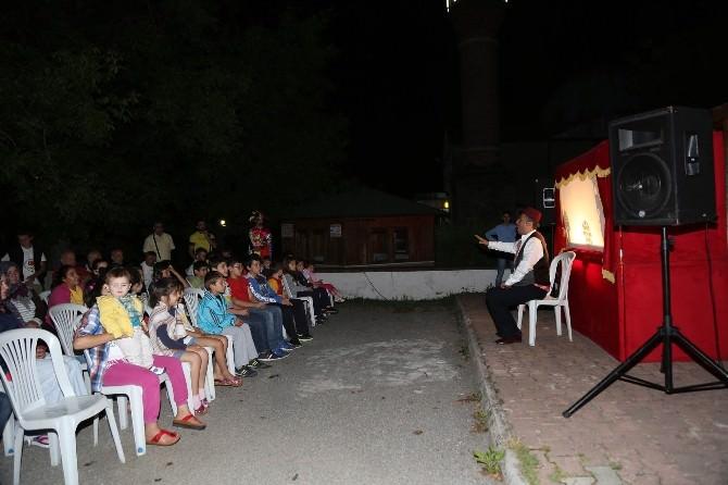 Sapanca'da Ramazan Etkinliklerine Yoğun İlgi