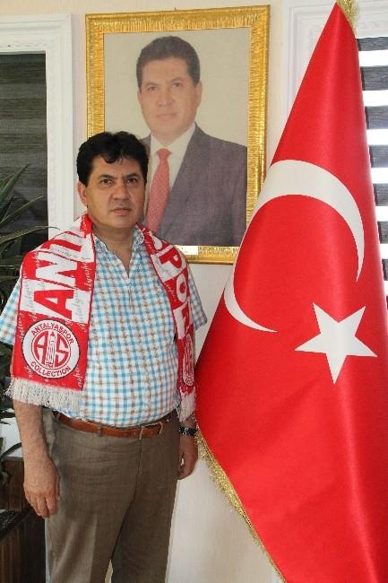 Başkan Gül'den Antalyaspor'a Destek Çağrısı