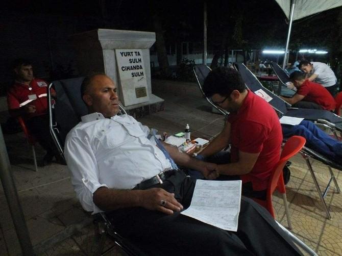 Kan Stokları Ramazanda Azaldı