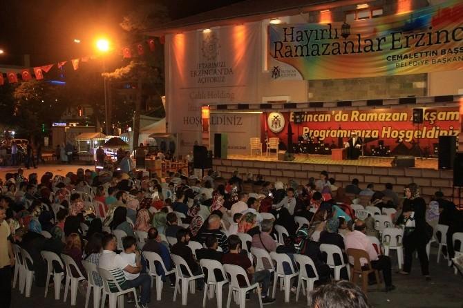 Erzincan Belediyesi'nden Kur'an Ziyafeti
