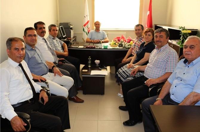 Amasya Üniversitesi'nde 3 Yeni Yönetici Ataması Yapıldı