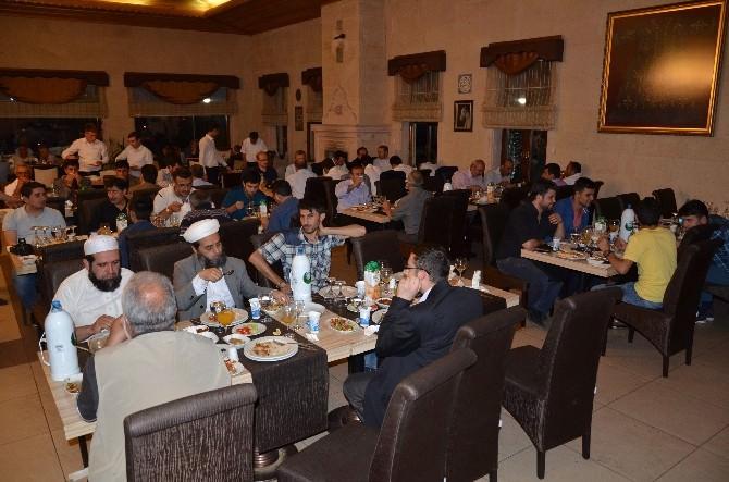 Nevşehir İl Müftülüğü Ve Diyanet Vakfı Nevşehir Şubesi'nden İyilik Sofrası