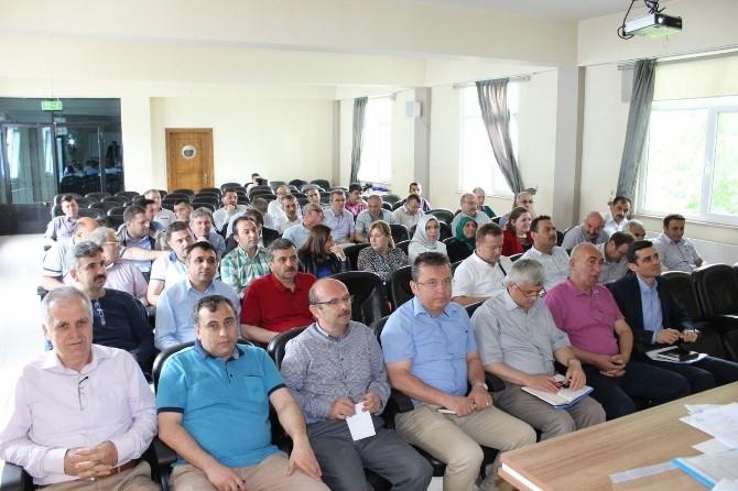 Yıl Sonu Müdürler Kurulu Toplantısı