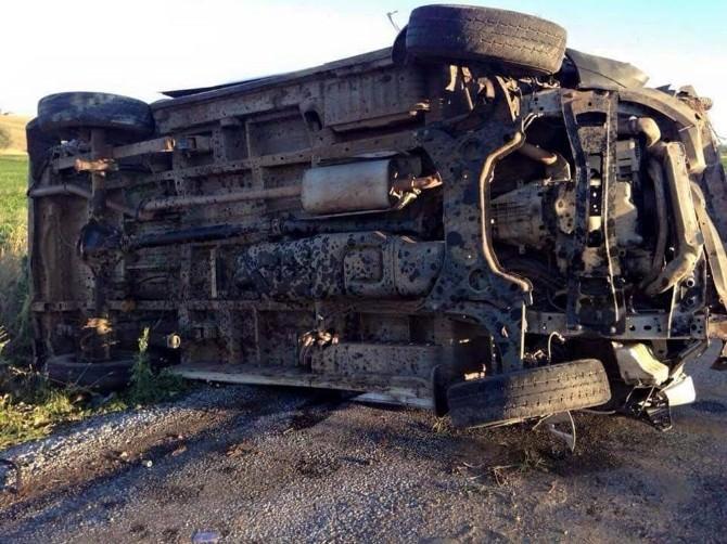 Sorgun'da Trafik Kazası: 2 Ölü
