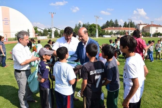 Başkan Bozkurt Yaz Okulunu Ziyaret Etti