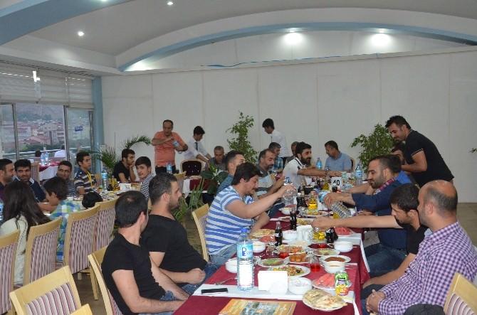 Başkan Aksoy Basın Mensupları İle İftarda Buluştu