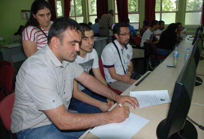 Tunceli'de TEOG Ve LYS İçin Danışmanlık