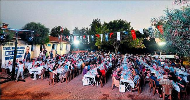 Yeşilköy'deki ilk buluşma