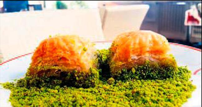 Diyabetiklere özel baklava üretiliyor