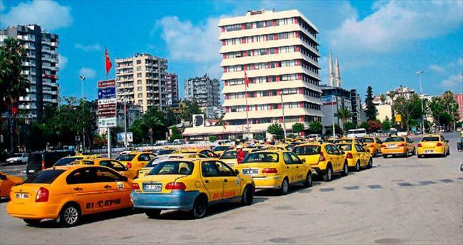 Başkan Sözlü'nün transit taksi oyunu