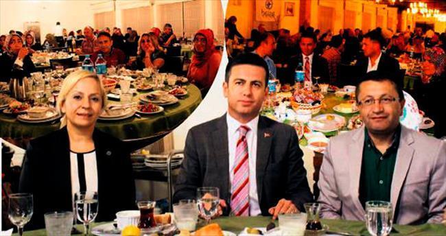 ASİAD'dan Ulucanlar'da anlamlı iftar yemeği