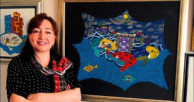 Ressam Dalkılıç'a Makedonya daveti