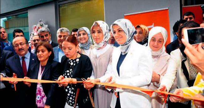 KADEM'in Trabzon temsilciliği açıldı