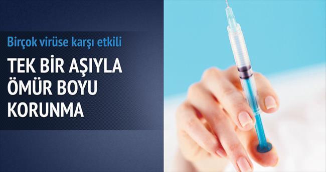Evrensel grip aşısı geliyor
