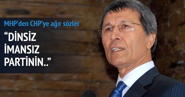 MHP'li Halaçoğlu'ndan Baykal sorusuna ilginç yanıt
