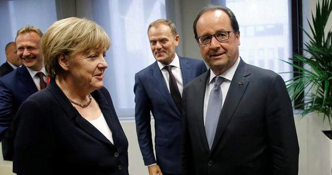Avrupa liderleri Yunanistan için toplanıyor