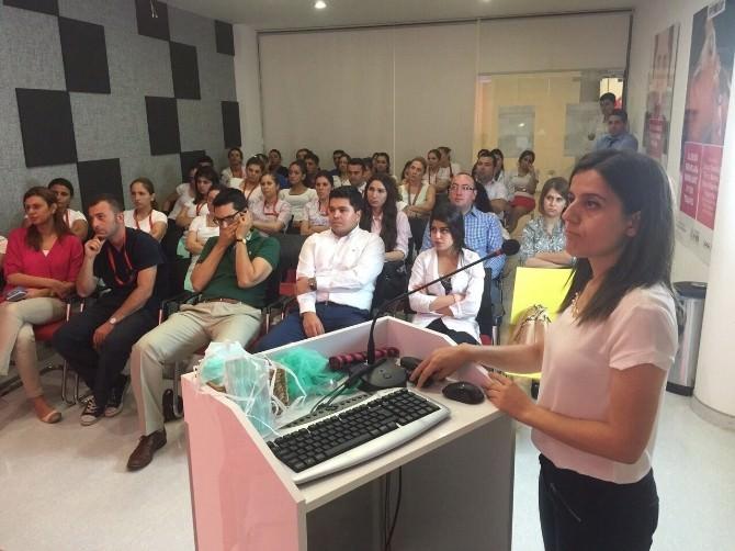 Büyükşehir'den Tıbbi Atık Eğitimi