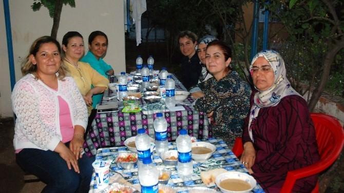Antalya Milletvekili Enç, Ziyaretlerini Sürdürüyor
