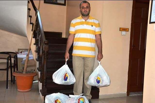 ATSO Ramazan'da 1.200 Gıda Paketi Dağıtıyor