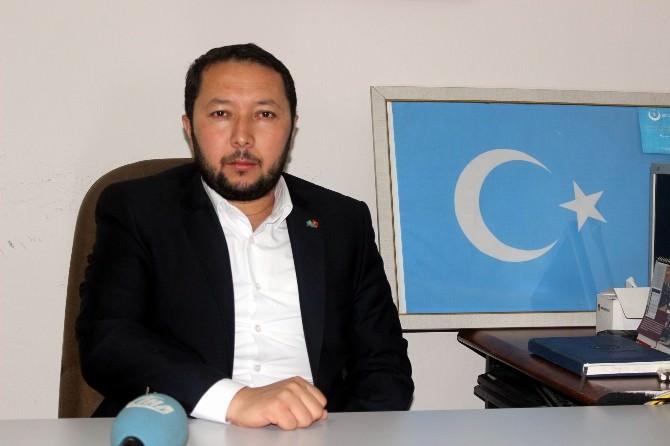 Bağımsız Doğu Türkistanlılar Derneği Başkanı Erkinbeğ Uygurtürk, Numan Kurtulmuş İle Görüşecek