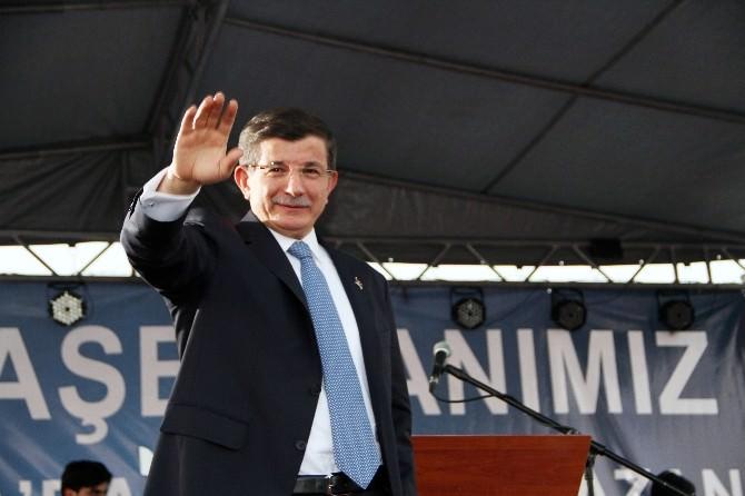 Başbakan Davutoğlu Van'da