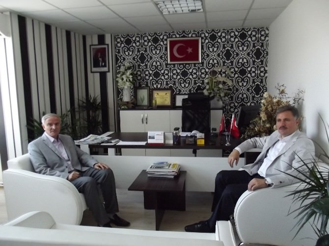 Çakır'dan BİK Malatya Şubesi'ne Ziyaret