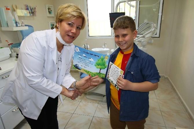 Bayraklı Belediyesi'nden Çocuklara Cesaret Diploması