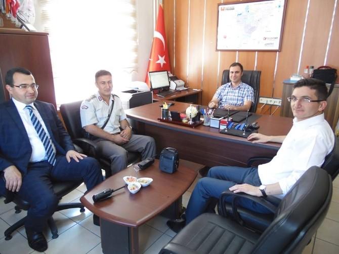 Yeni Bünyan Savcısı Yakup Karacaoğlu Göreve Başladı