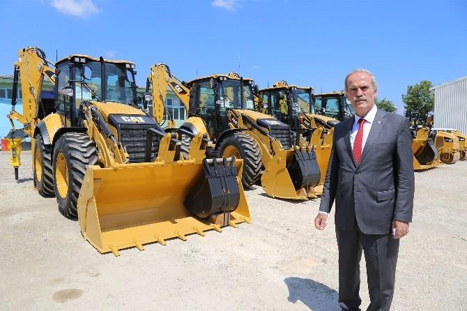 Bursa Büyükşehir Belediyesi'nin Araç Filosu Daha Da Güçlendi