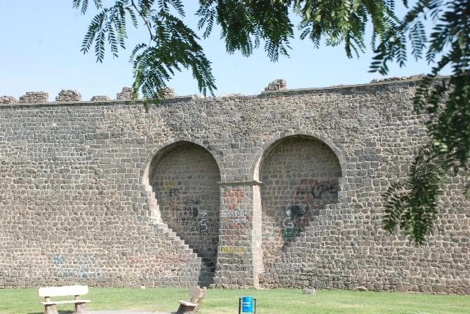 Diyarbakır Surları Ve Hevsel Bahçeleri'nin UNESCO Listesine Alınması