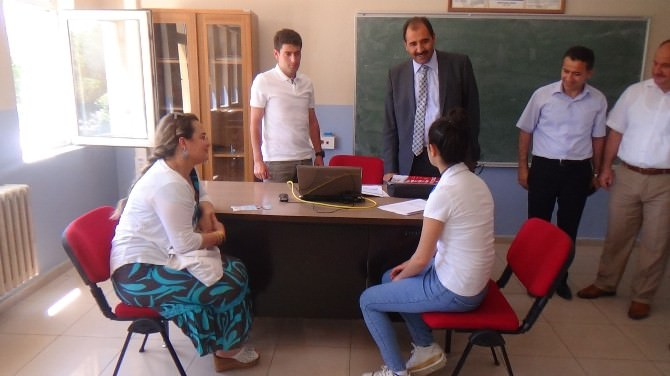 Erzincan'da Tercih Danışma Merkezi Açıldı